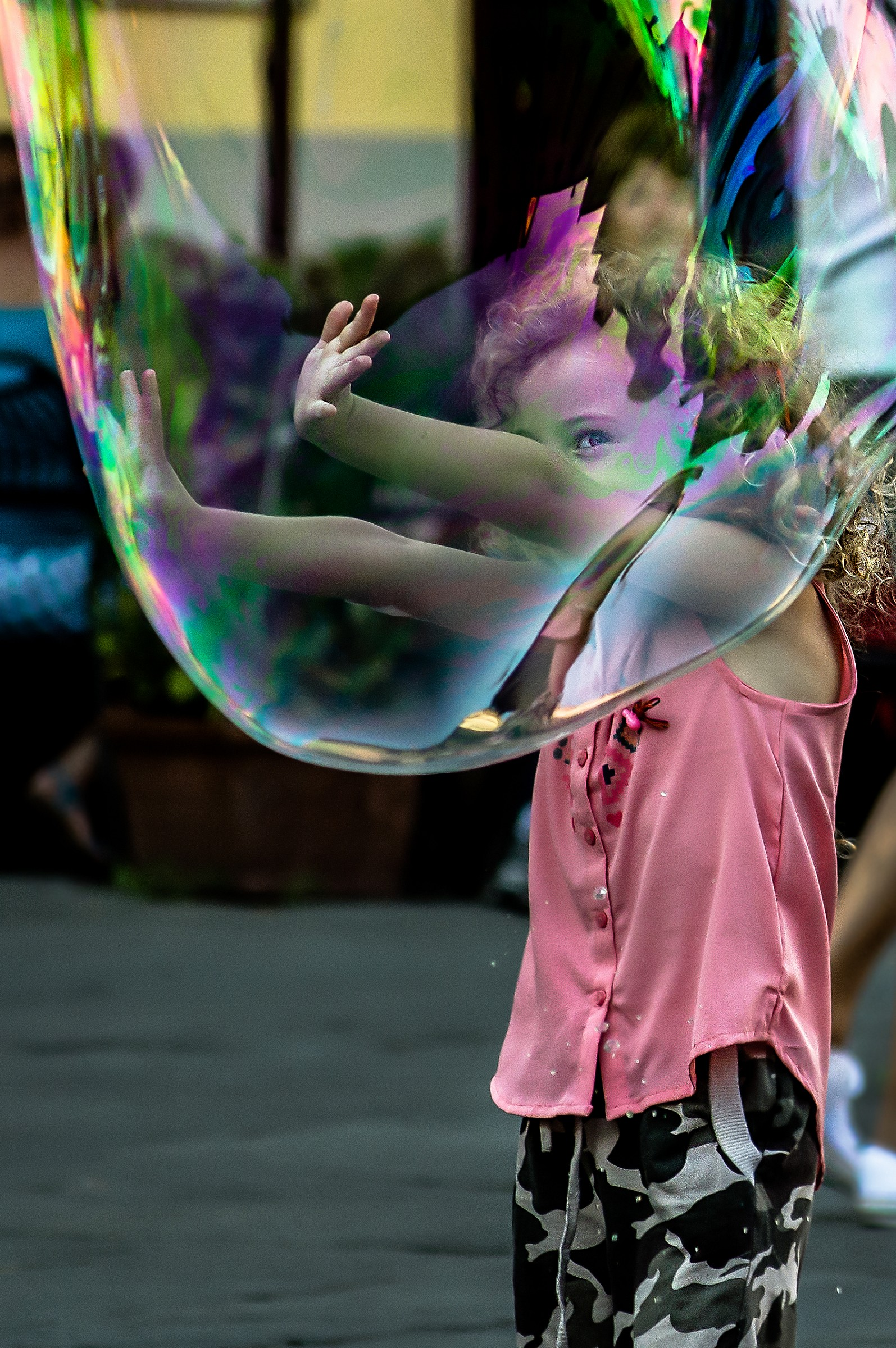 Youthness in the bubble ......