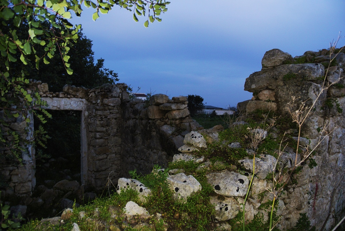 ruins in the surrounding area...