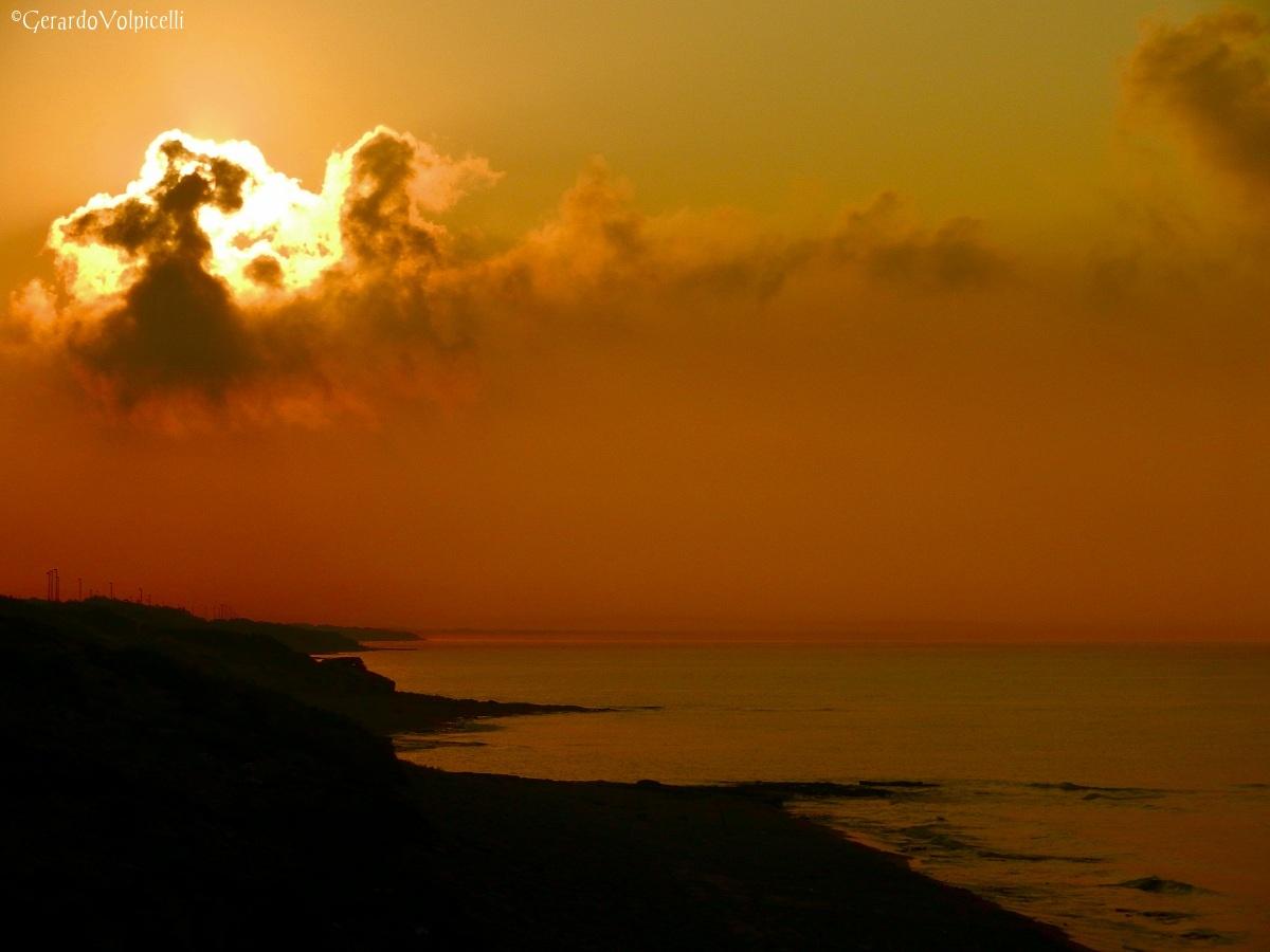 Dawn of Salento...