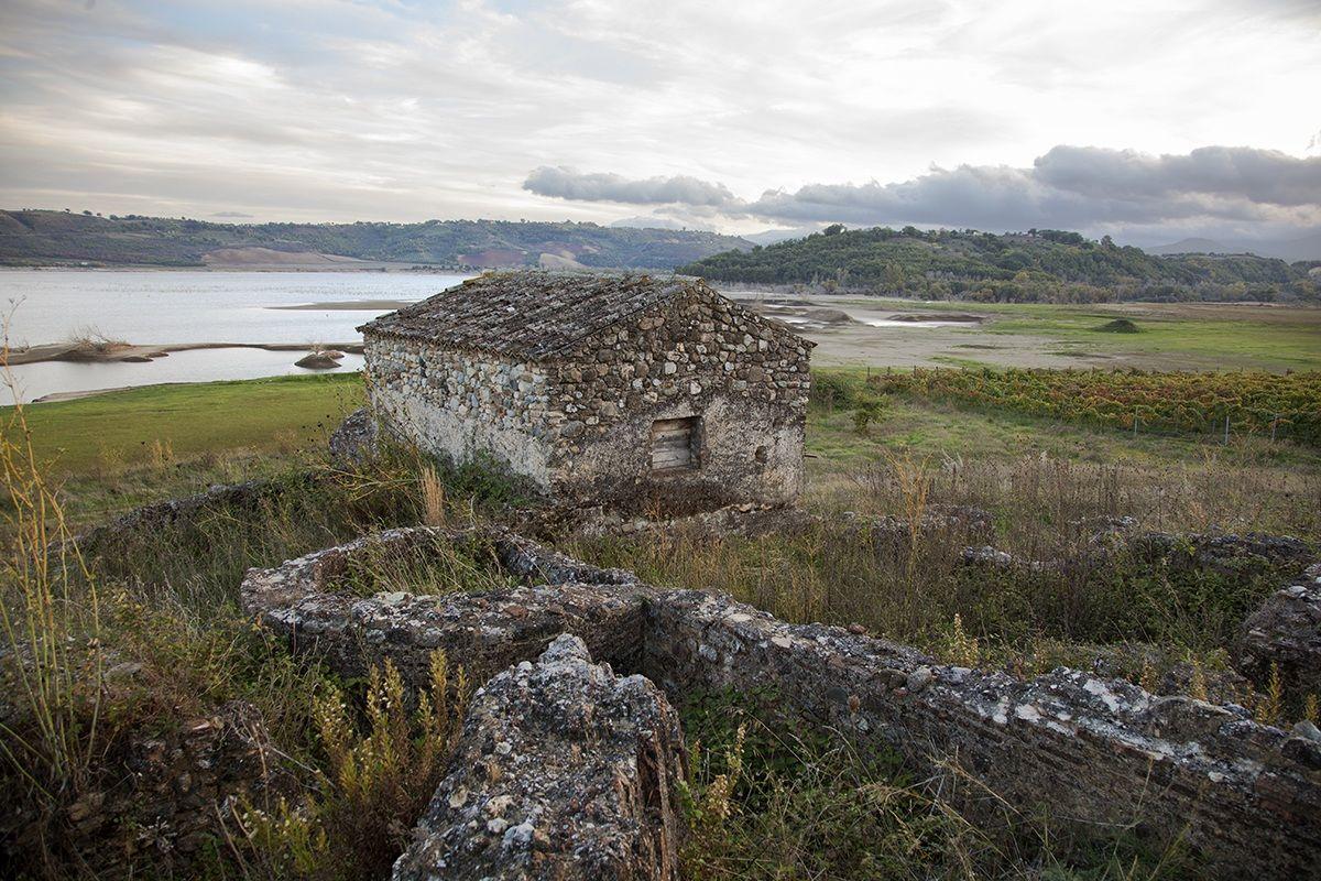 Resti villa romana a Roggiano(CS)...