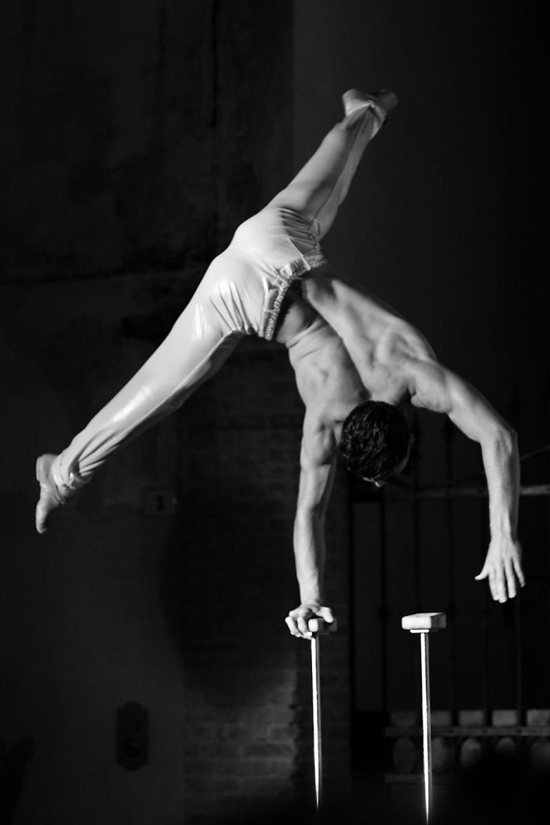 atleta circo Togni...
