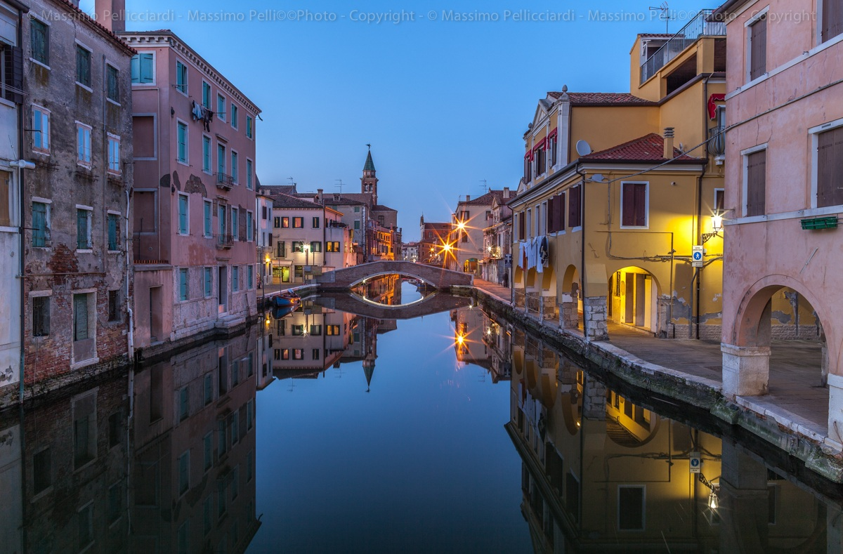 Greetings from Chioggia! :-)...