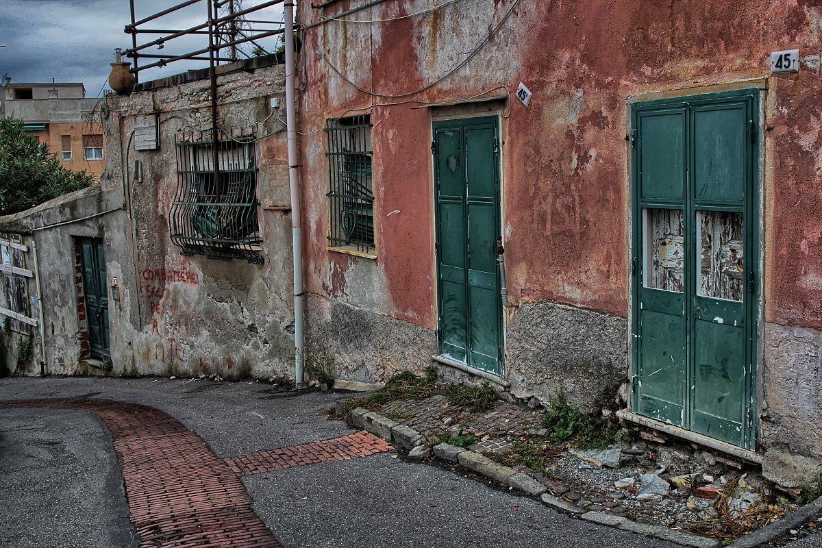 urban decay genova...