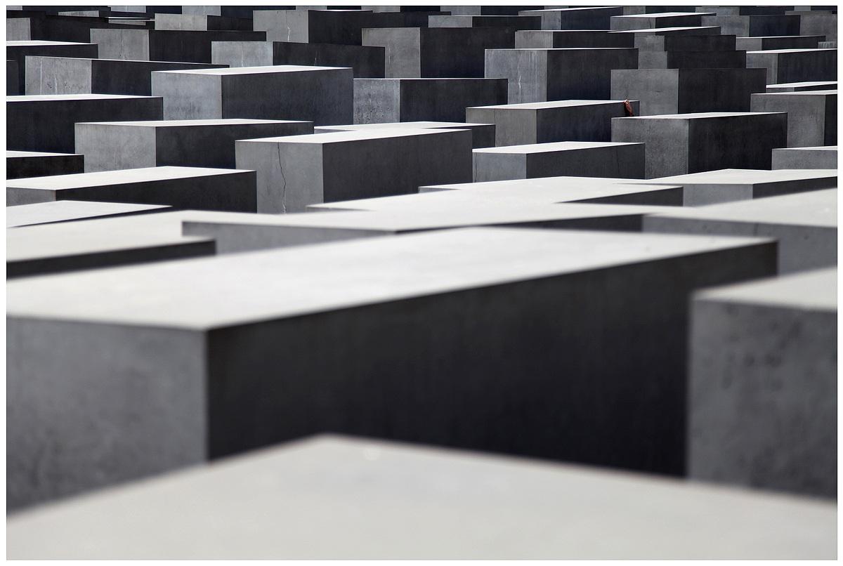 Berlin Holocaust Memorial...