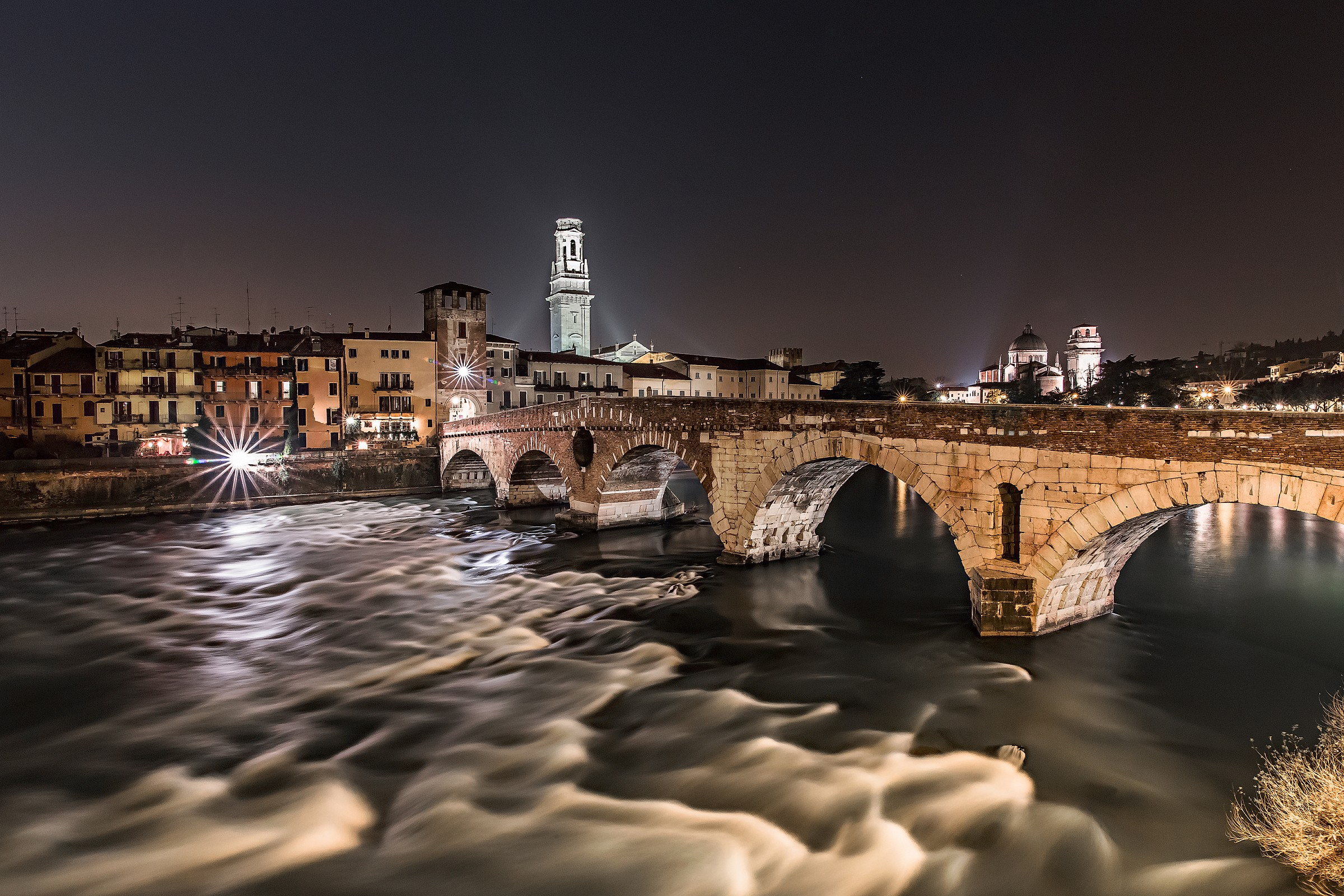 Verona - Ponte Pietra...