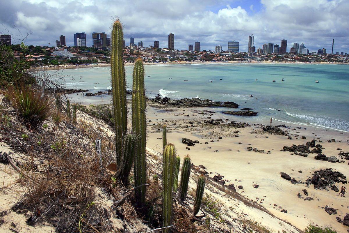 Plaia of Nattal Brazil...