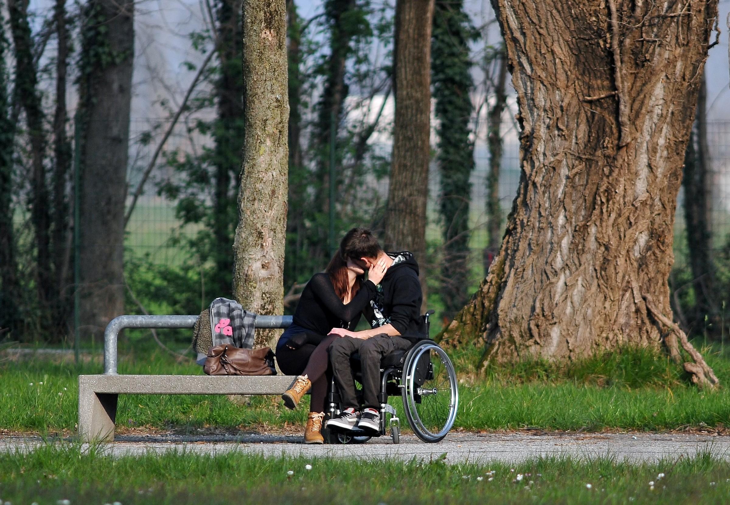 Love knows no bariere ......