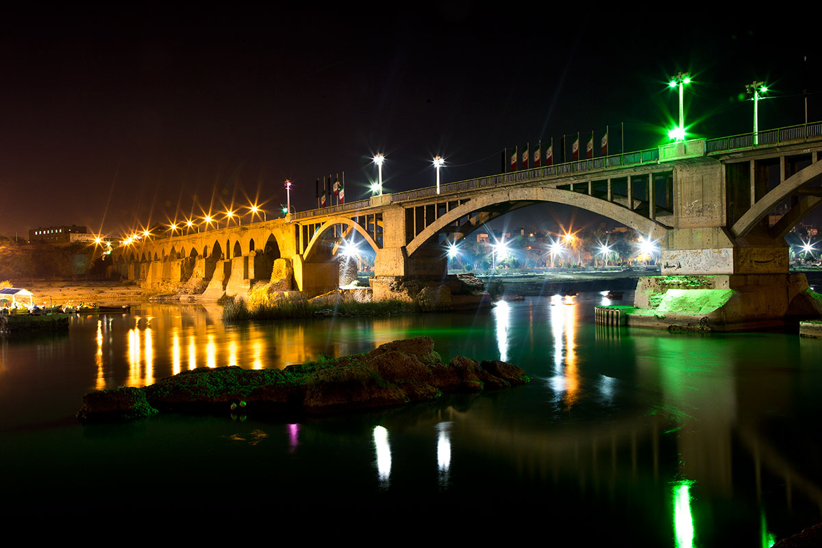 Ancient Bridge of Dez...