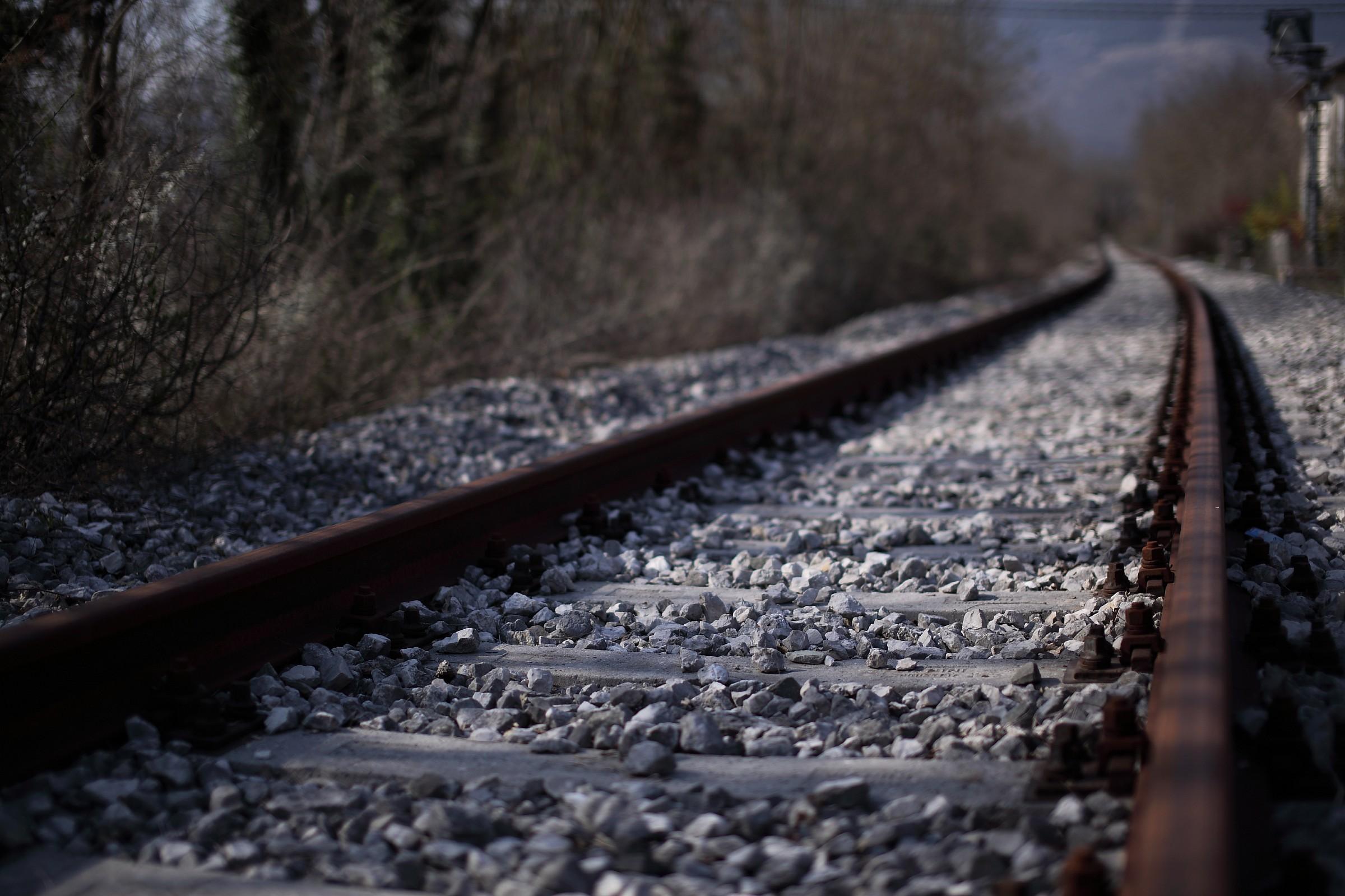 The Trans-Siberian Railway in Italy...