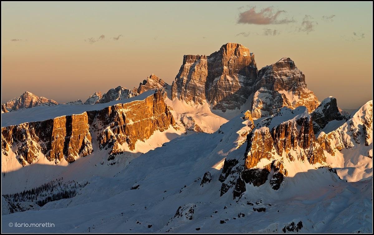 Dolomites!...