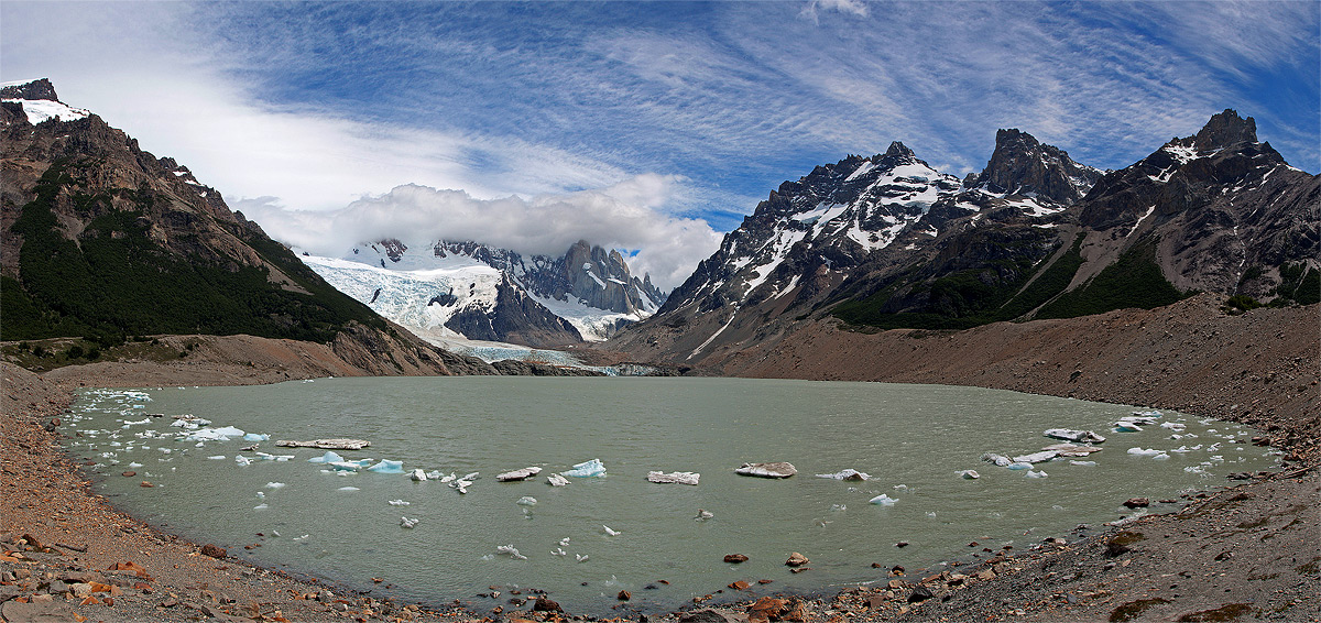 Patagonia - Laguna Torre...