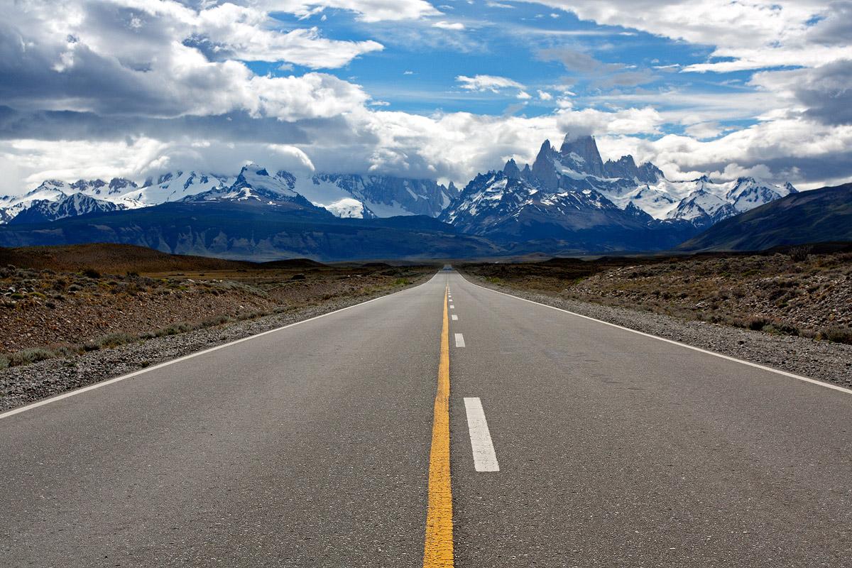 Patagonia - Ande...
