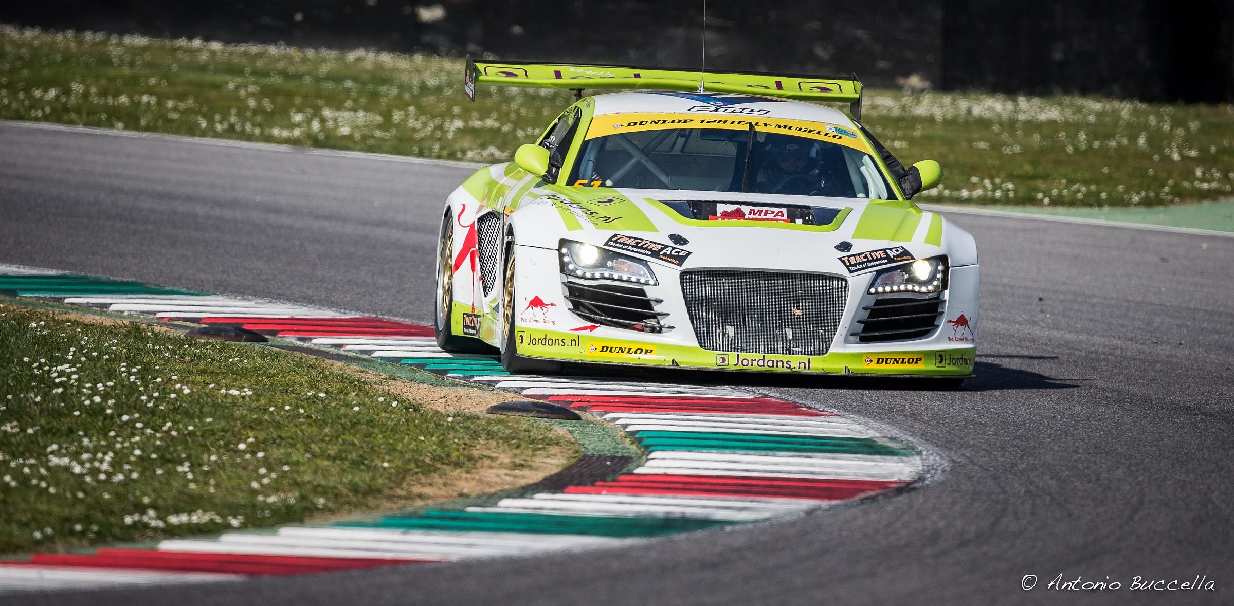 Audi R8 - 12H Mugello...