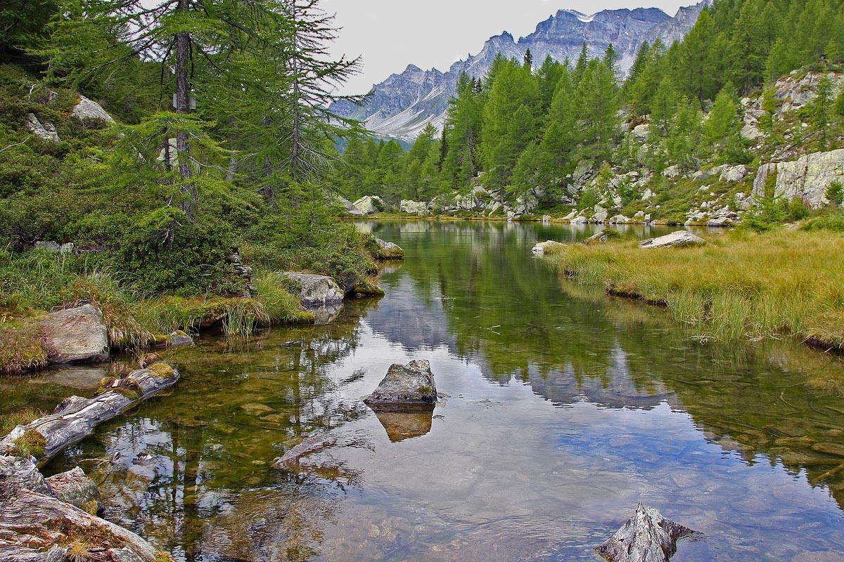 Lago delle Streghe...