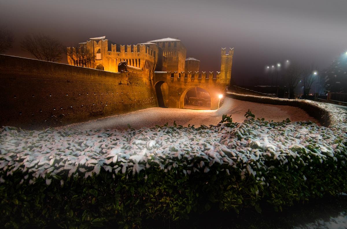 Rocca di Soncino (1400)...