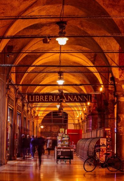 Via Dè Musei II. - Bologna | JuzaPhoto