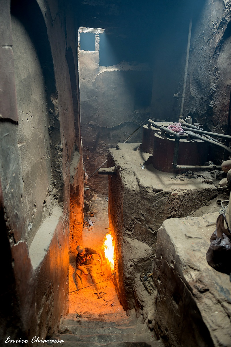 Nelle viscere di Marrakech...
