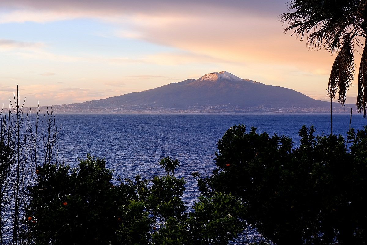 Vesuvio...
