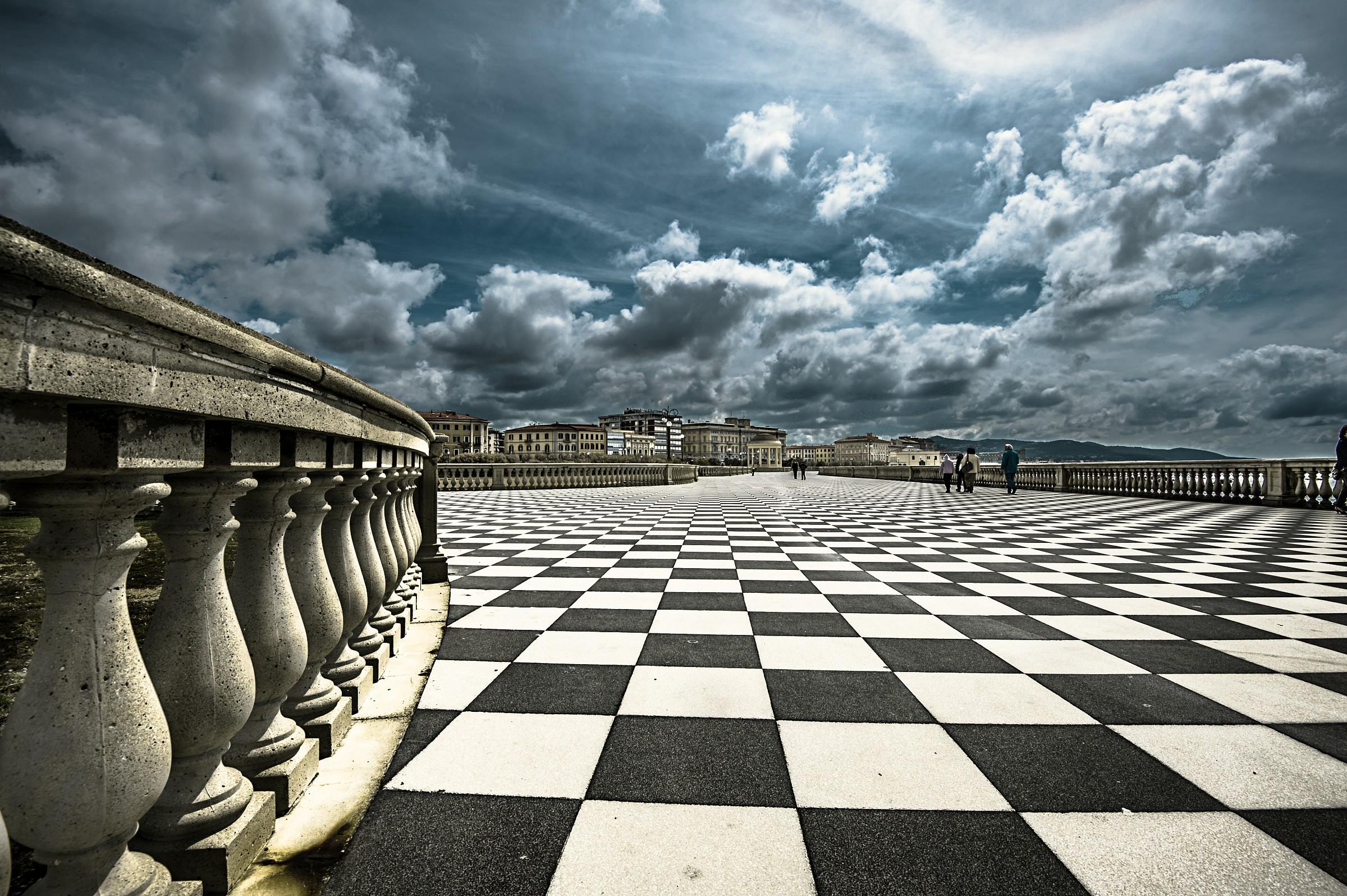 Ah! Livorno ......