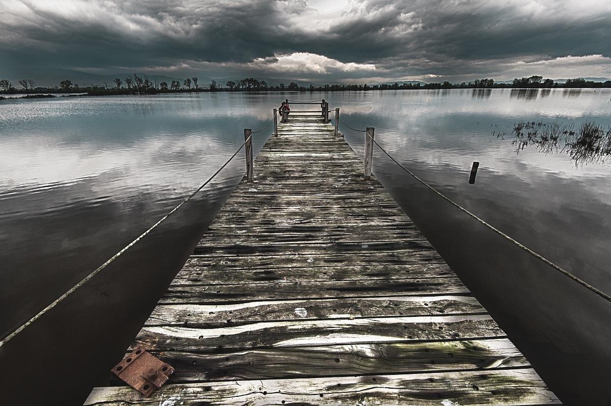 Saudade of loneliness ......