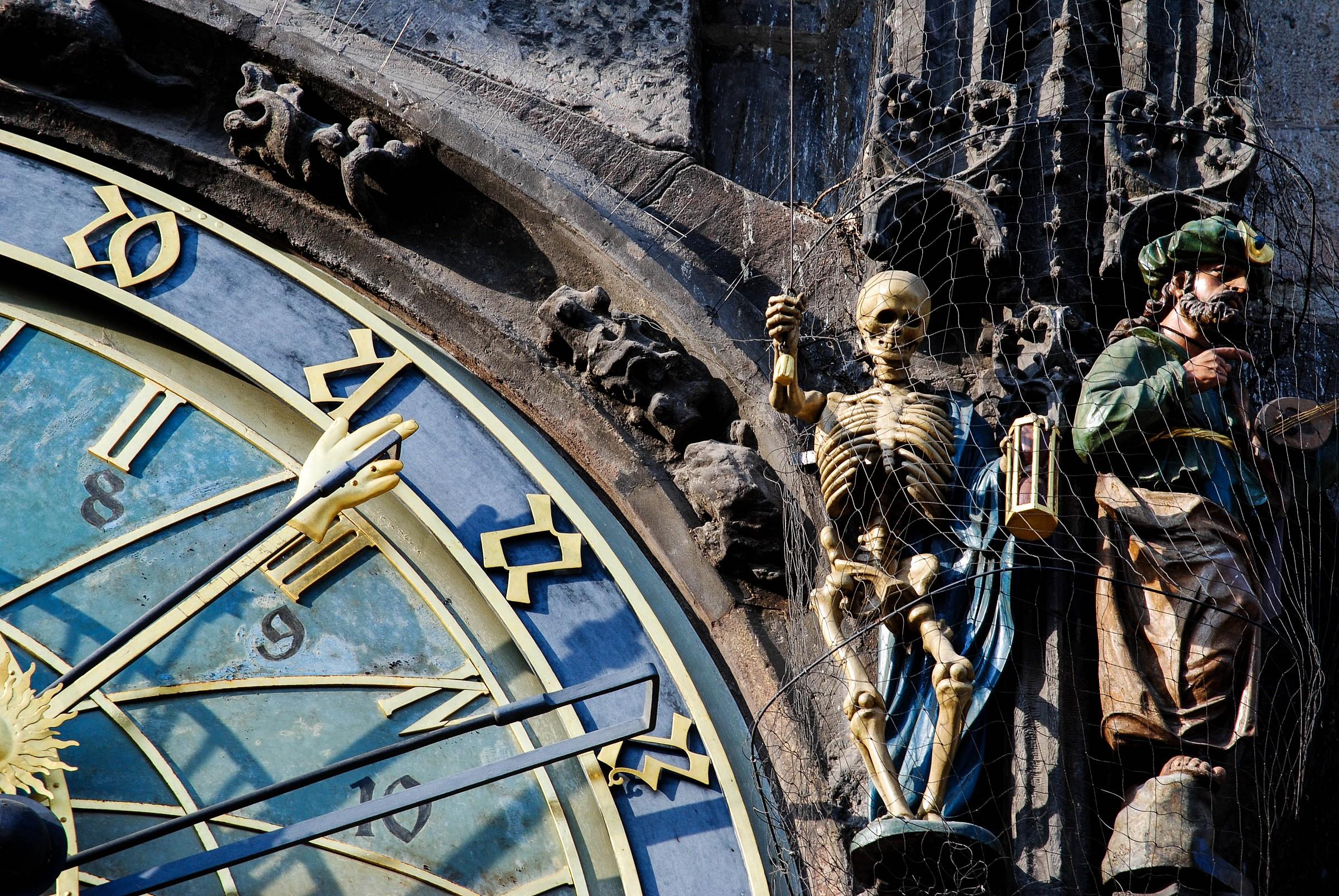 Torre dell'orologio...
