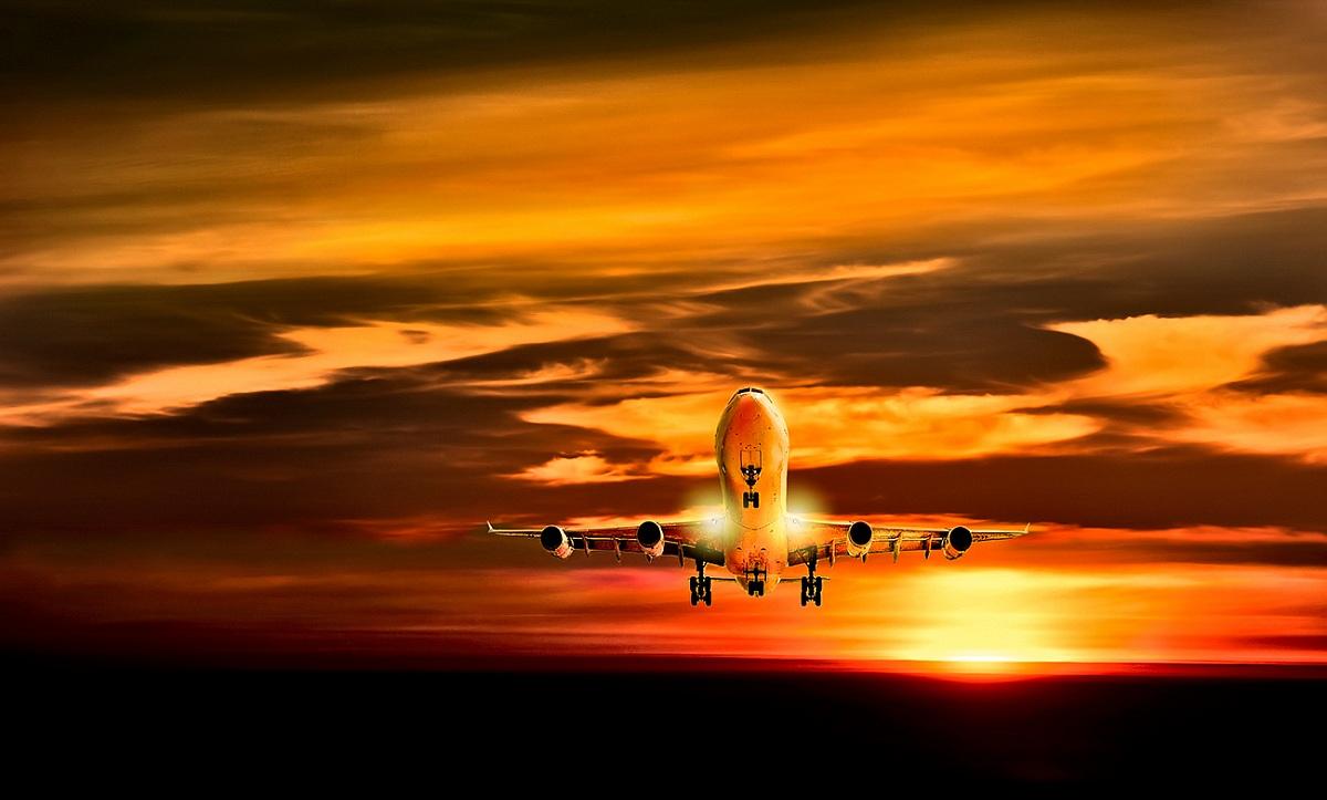 atterraggio...