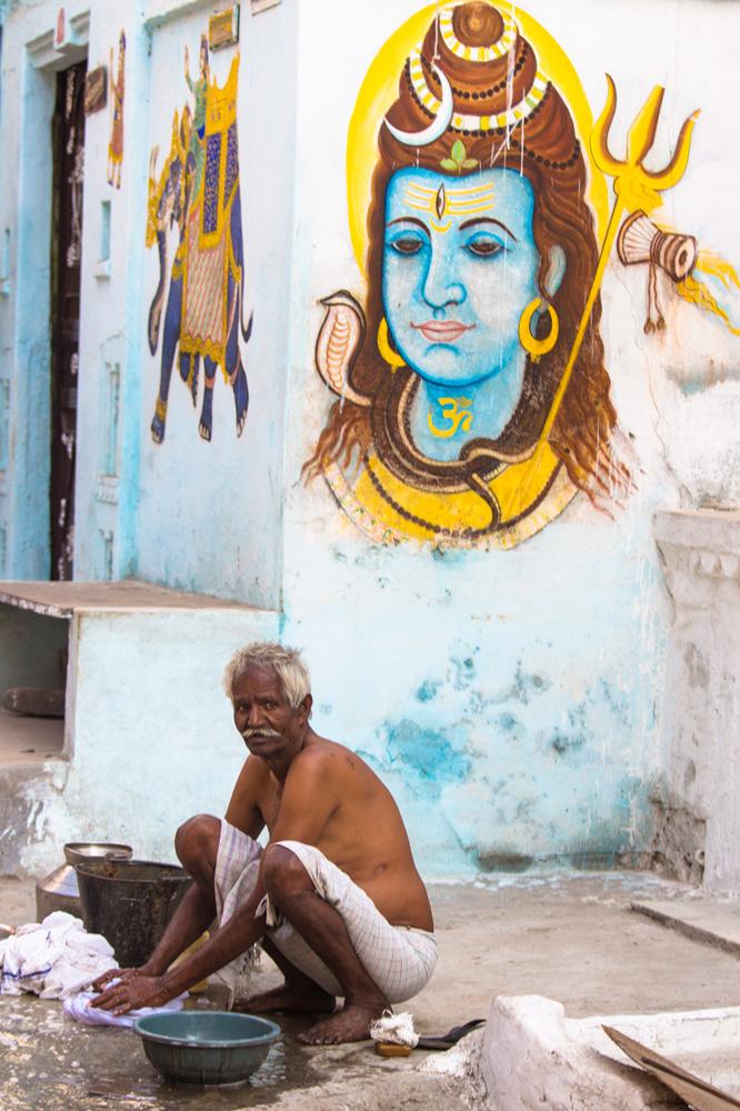 Con la protezione di Shiva...