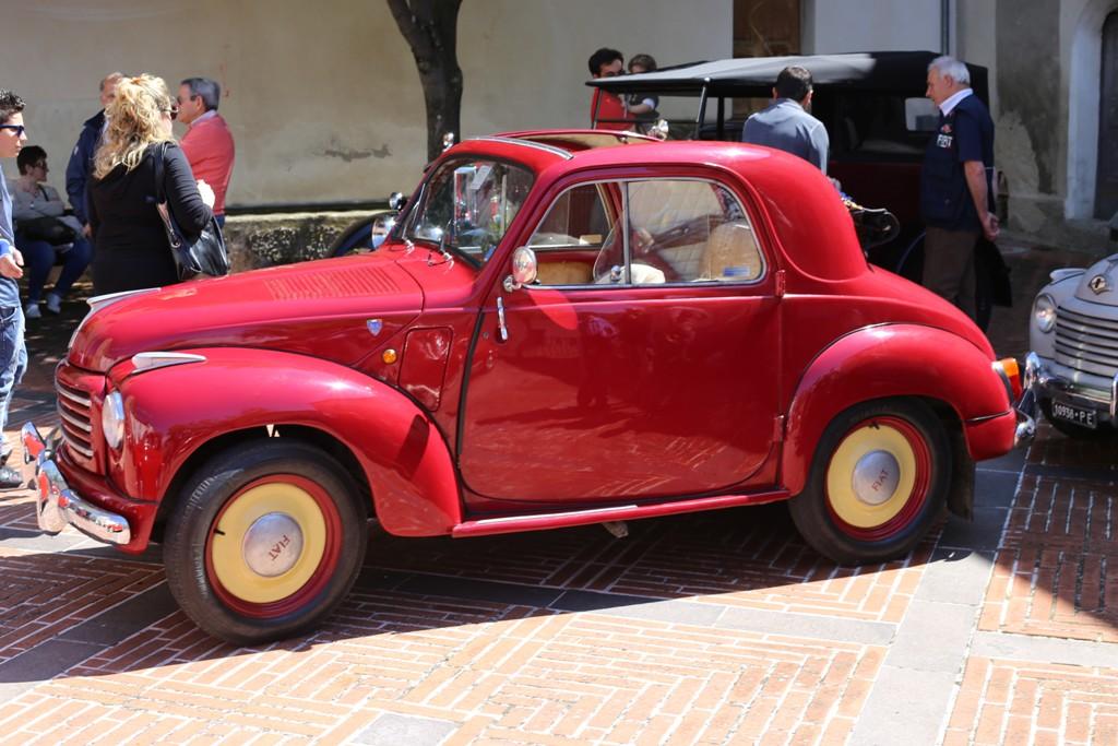 Fiat 500 Topolino...