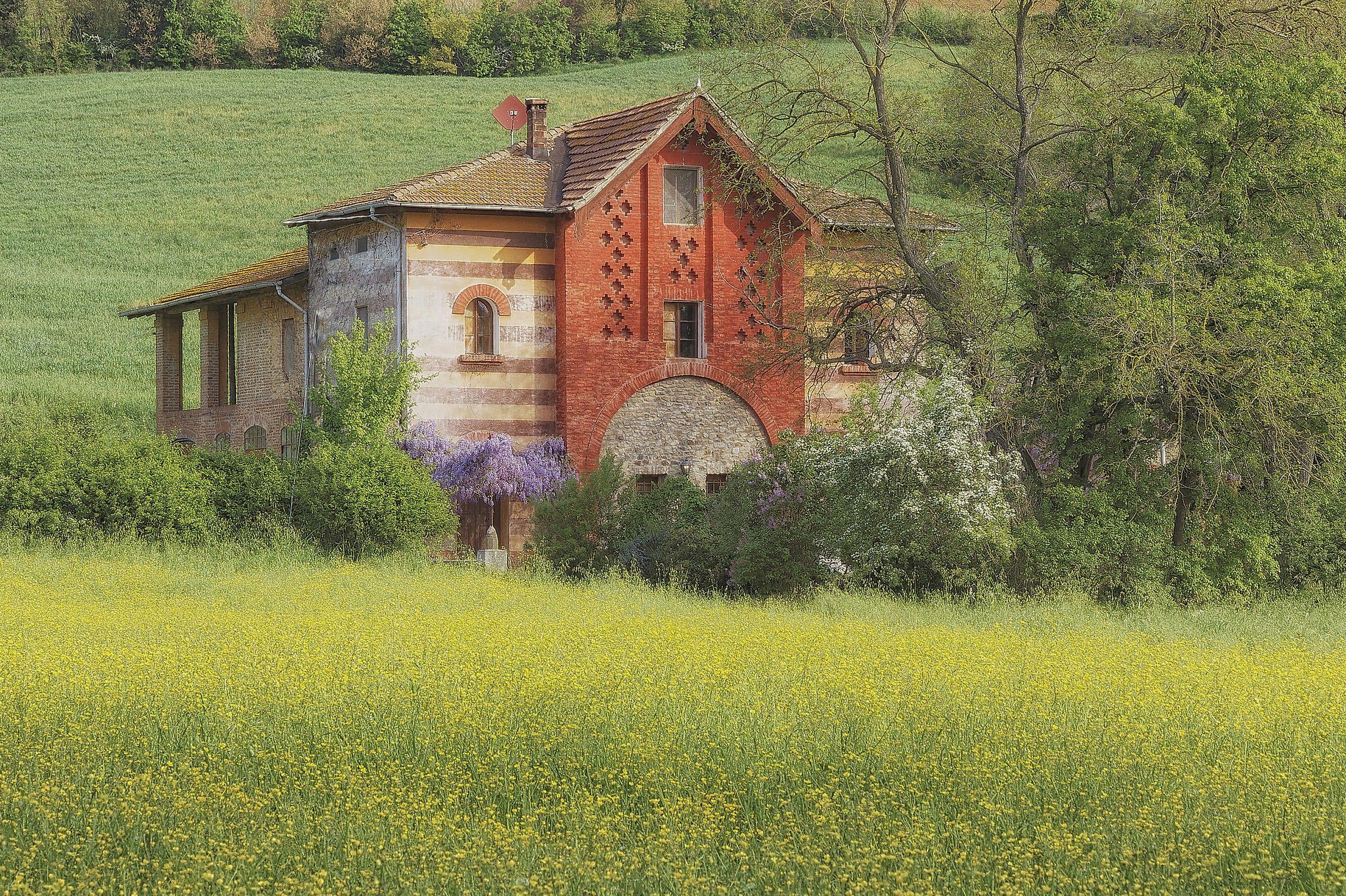 Enchanted Cottage...