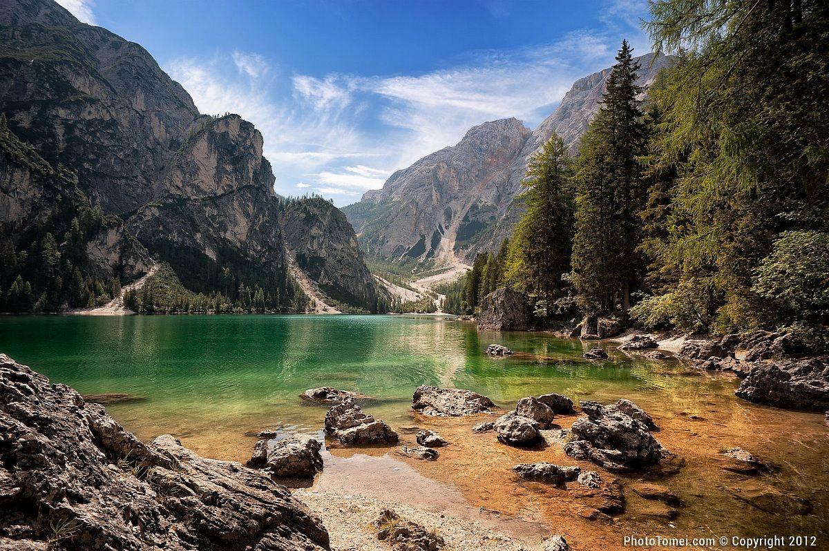 Alto Adige - Lago di Braies...