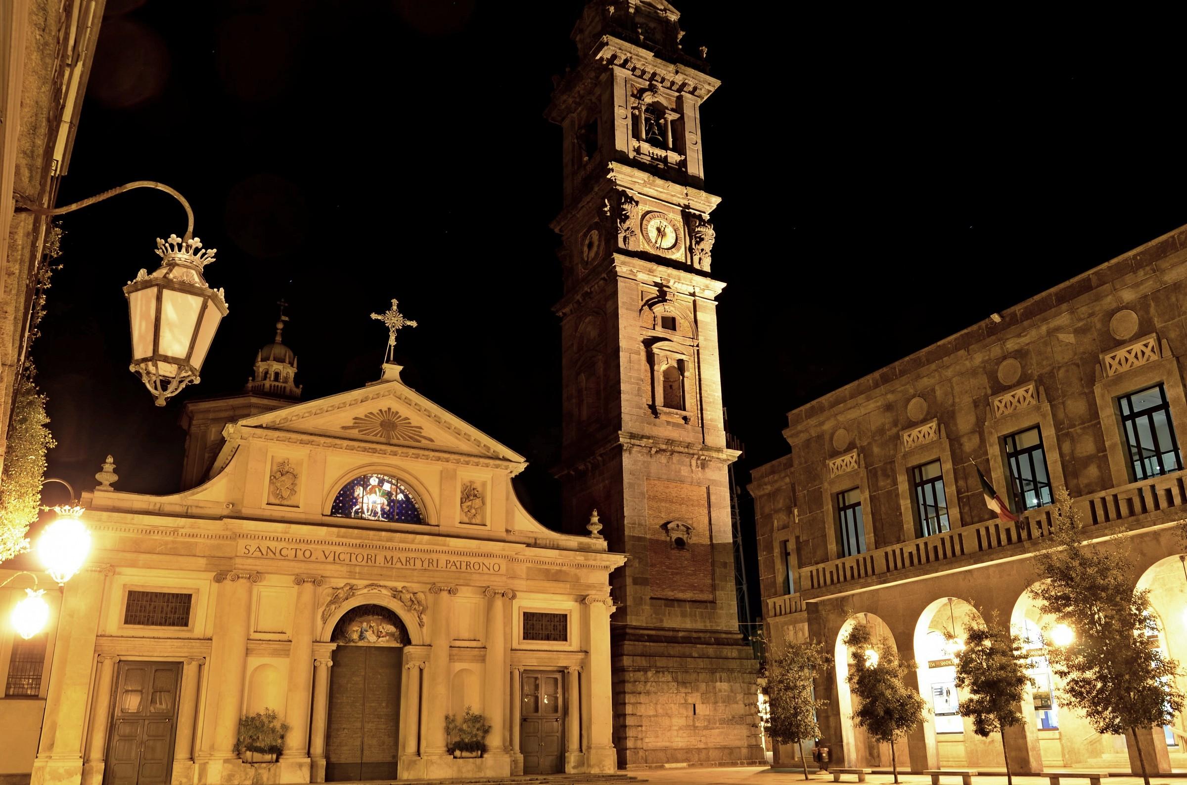 Varese - The Basilica of San Vittore...