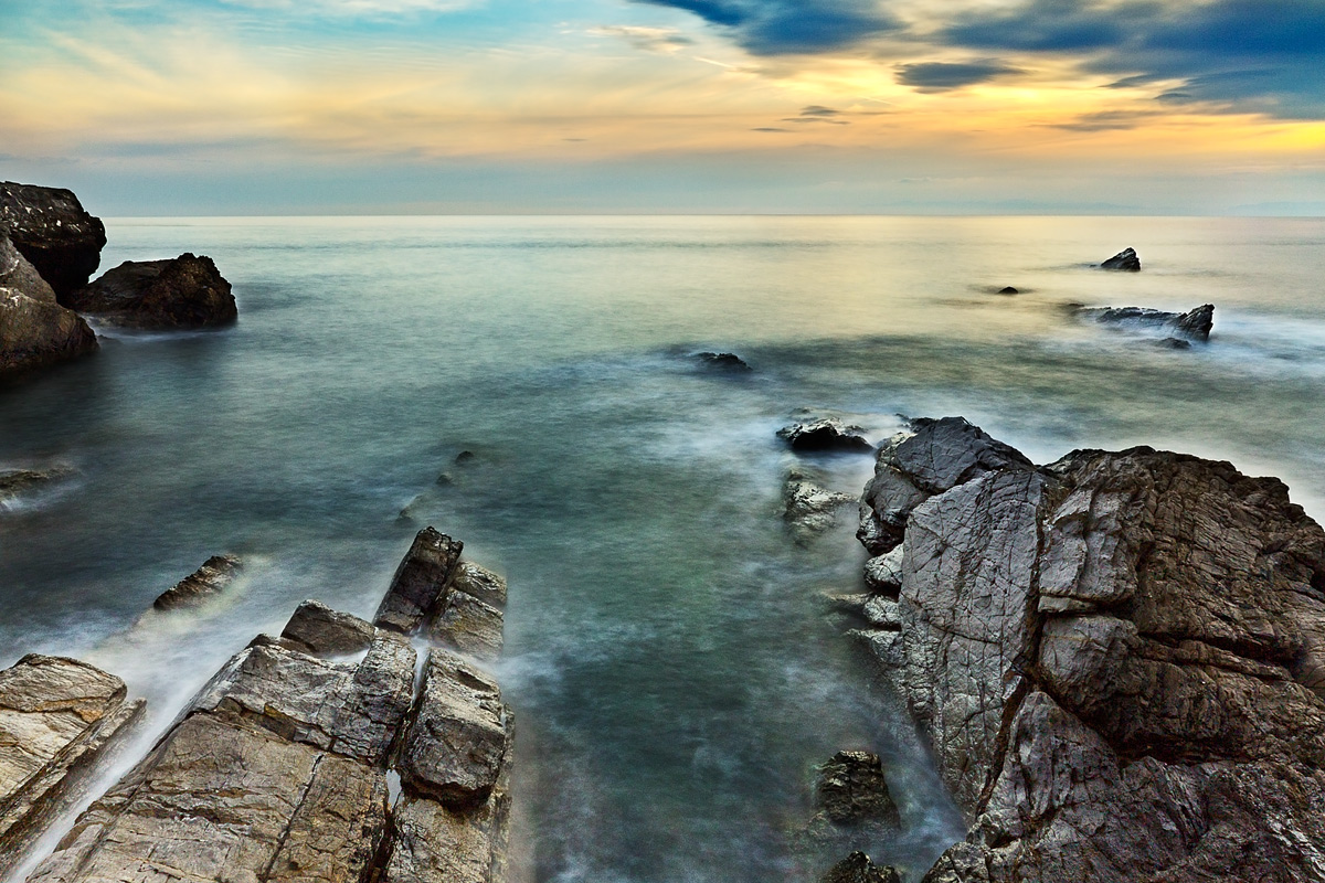 Rocks of Camogli...
