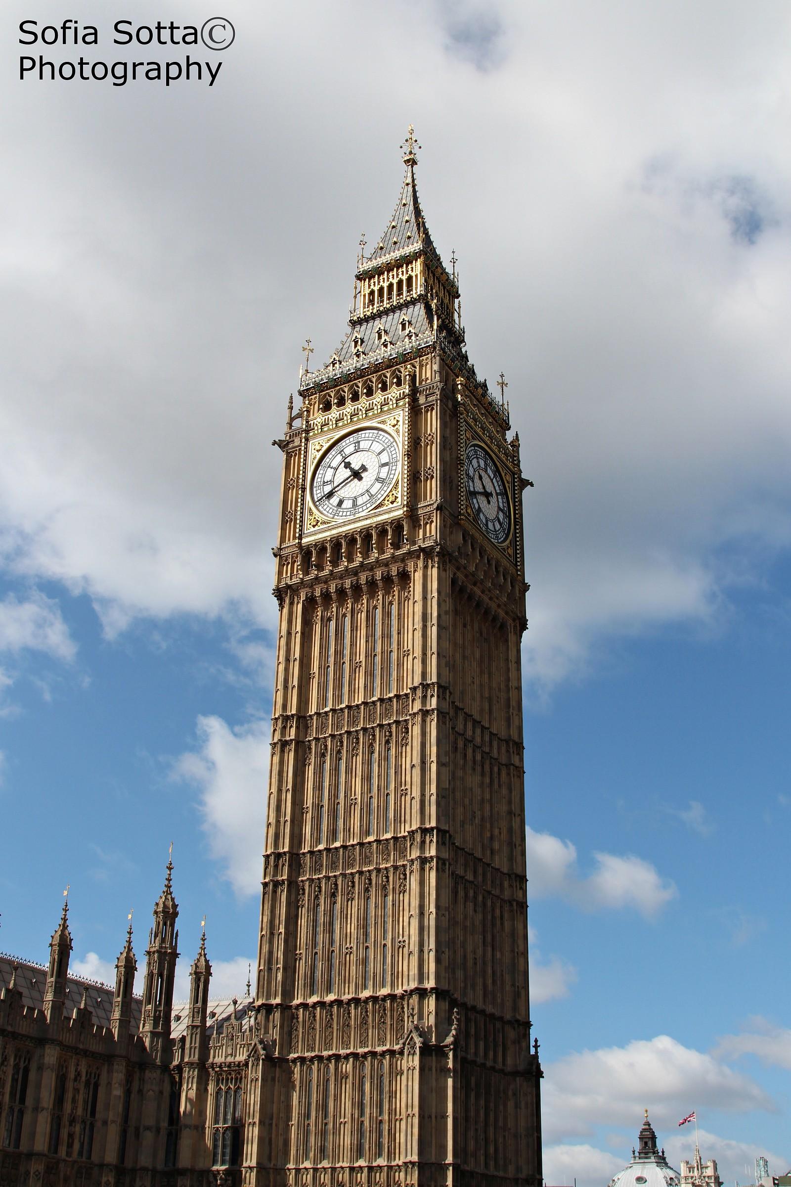 The Big Ben...