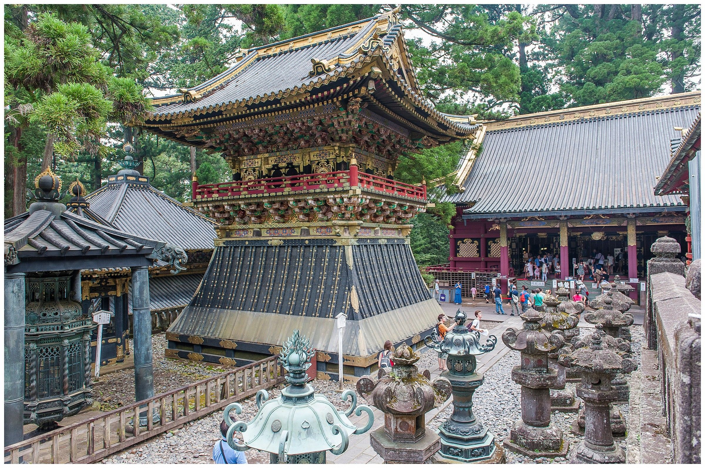 Nikko, Hill of the Temples - UNESCO World Heritage...
