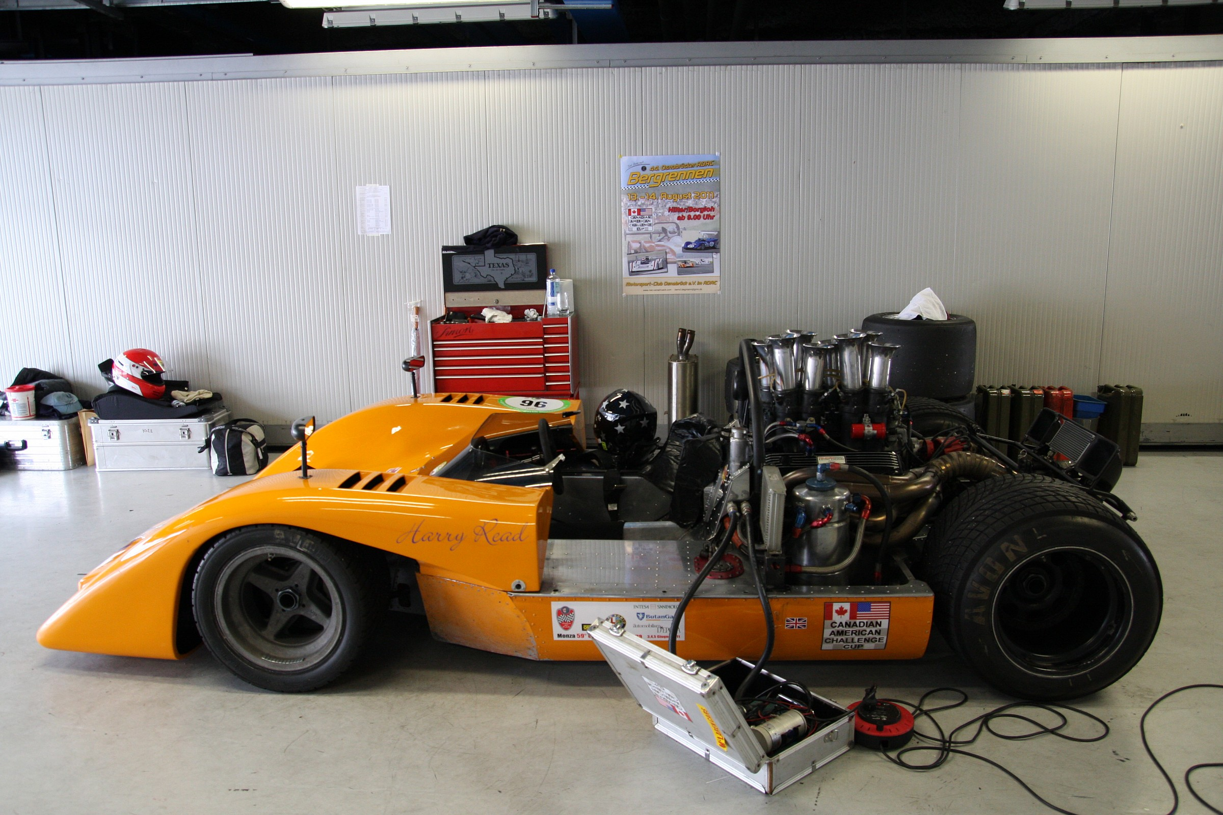 McLaren...