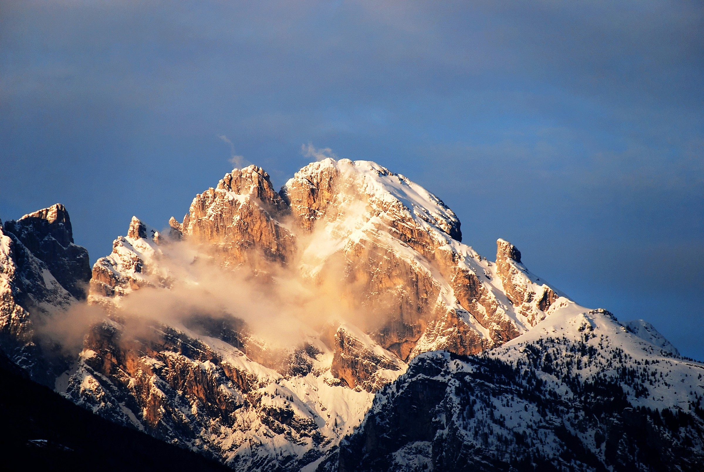 Monte Pizzocco...