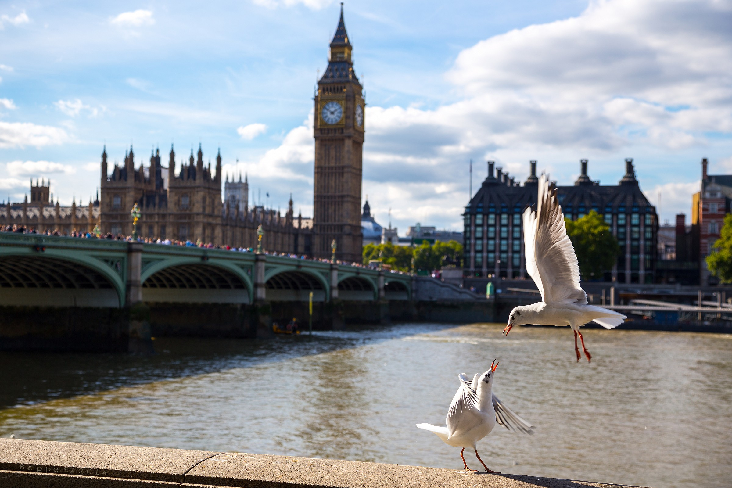 London Lovers...