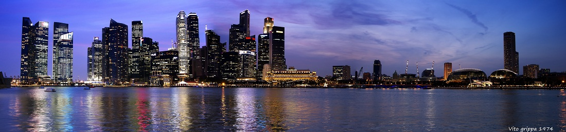 Overview of Singapore...