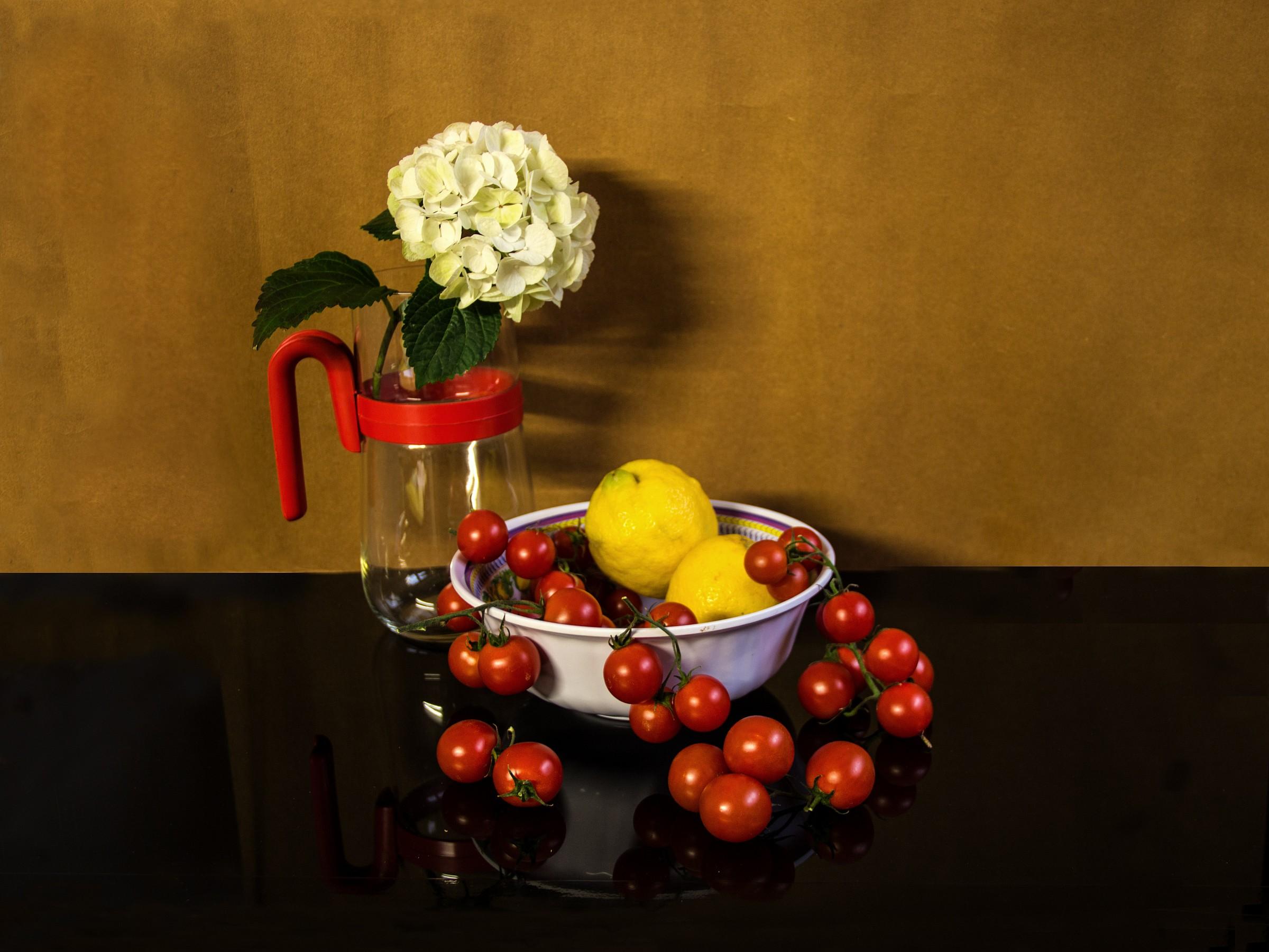 Cherry Tomatoes...