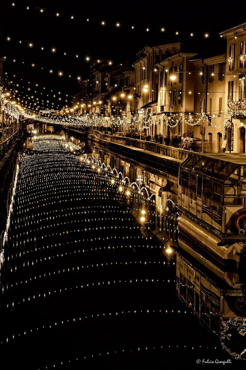 Milan - Naviglio Grande...
