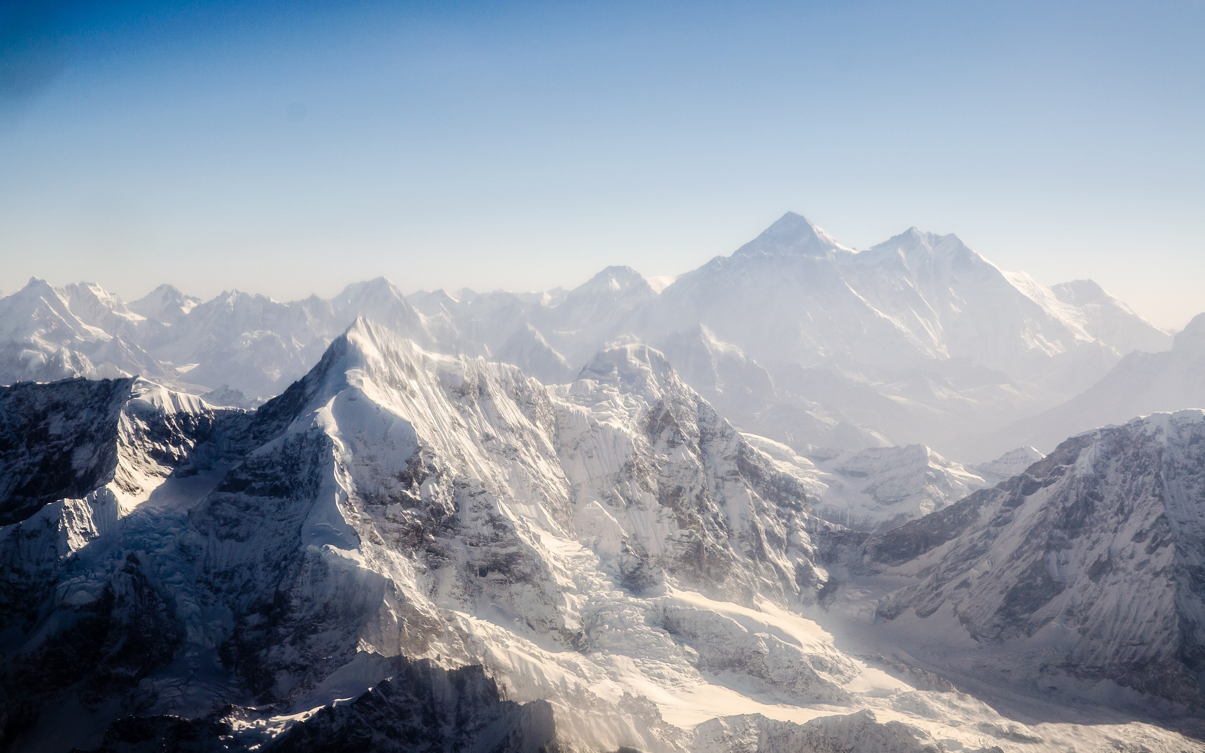 His majesty the Everest...