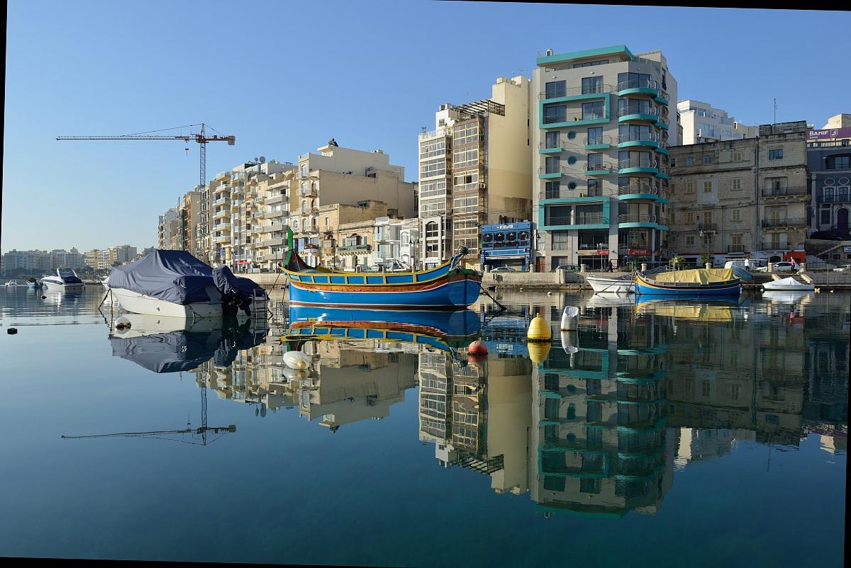 St. Julian's Bay - Malta...