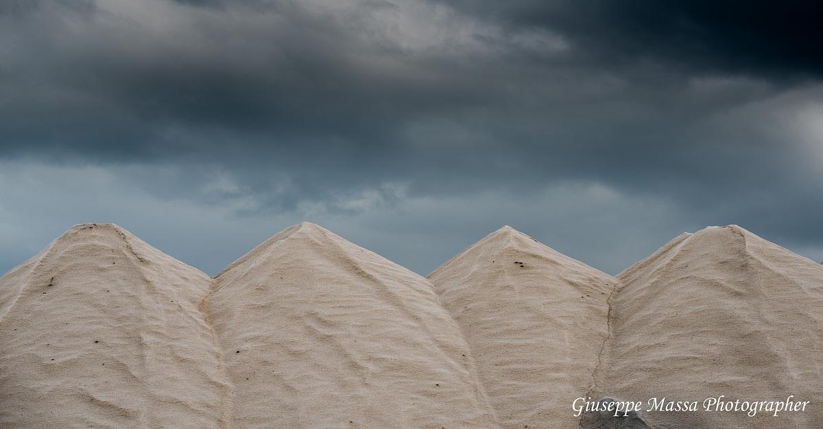 Teeth of salt ....!...