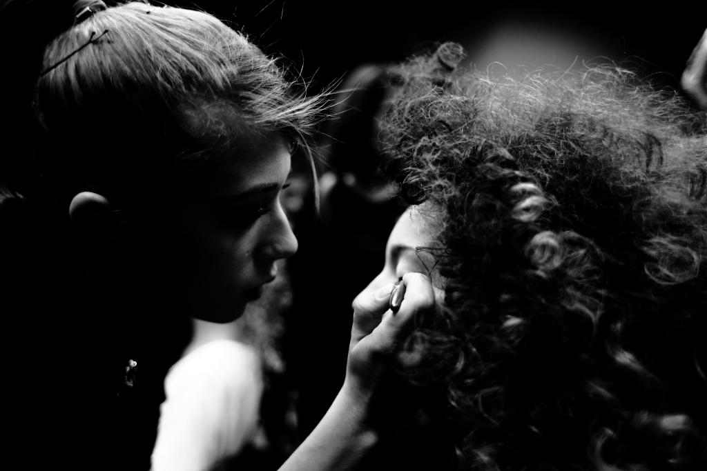 Makeup, Low-Key...
