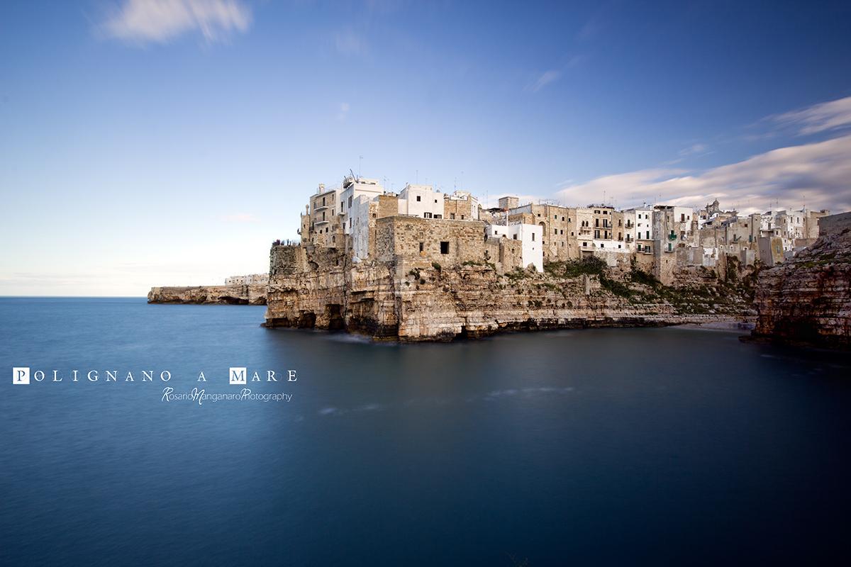 Passeggiando per Polignano a Mare...