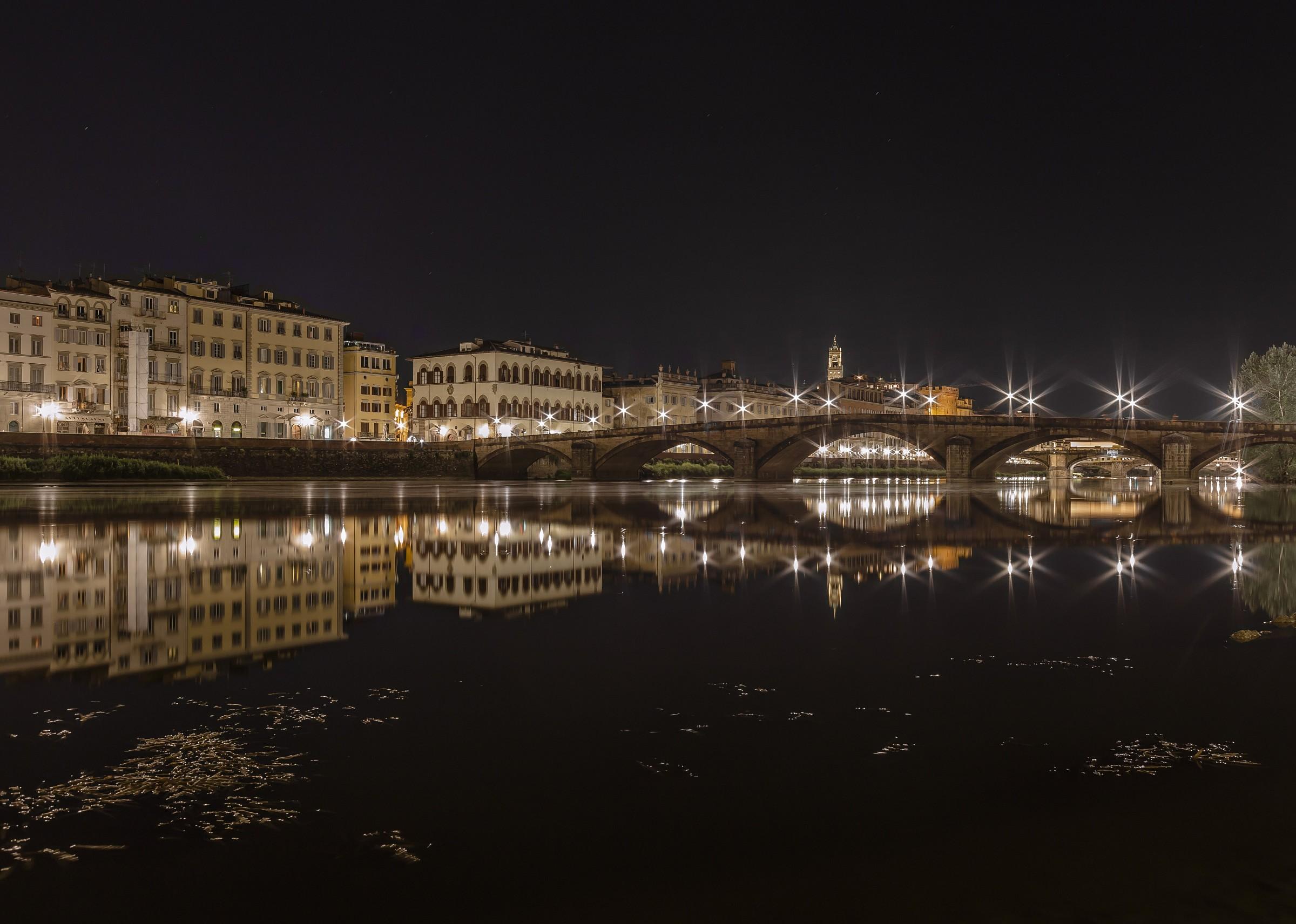 I ponti dell'Arno...