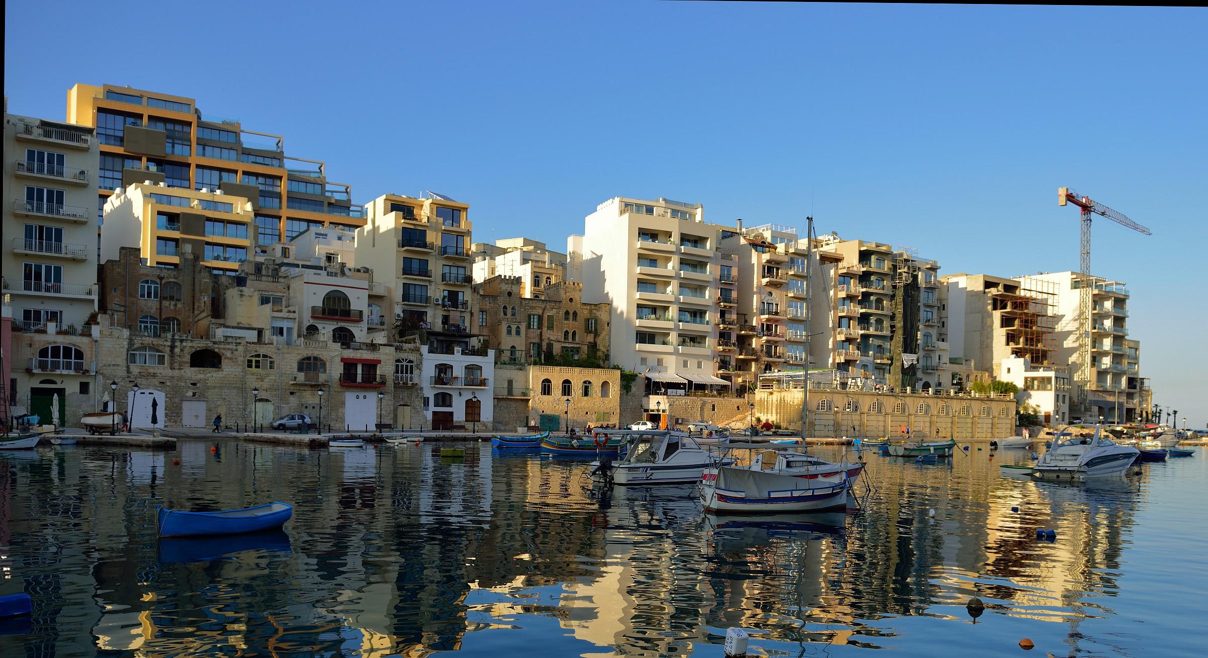 St. Julian's Bay - Malta (2)...