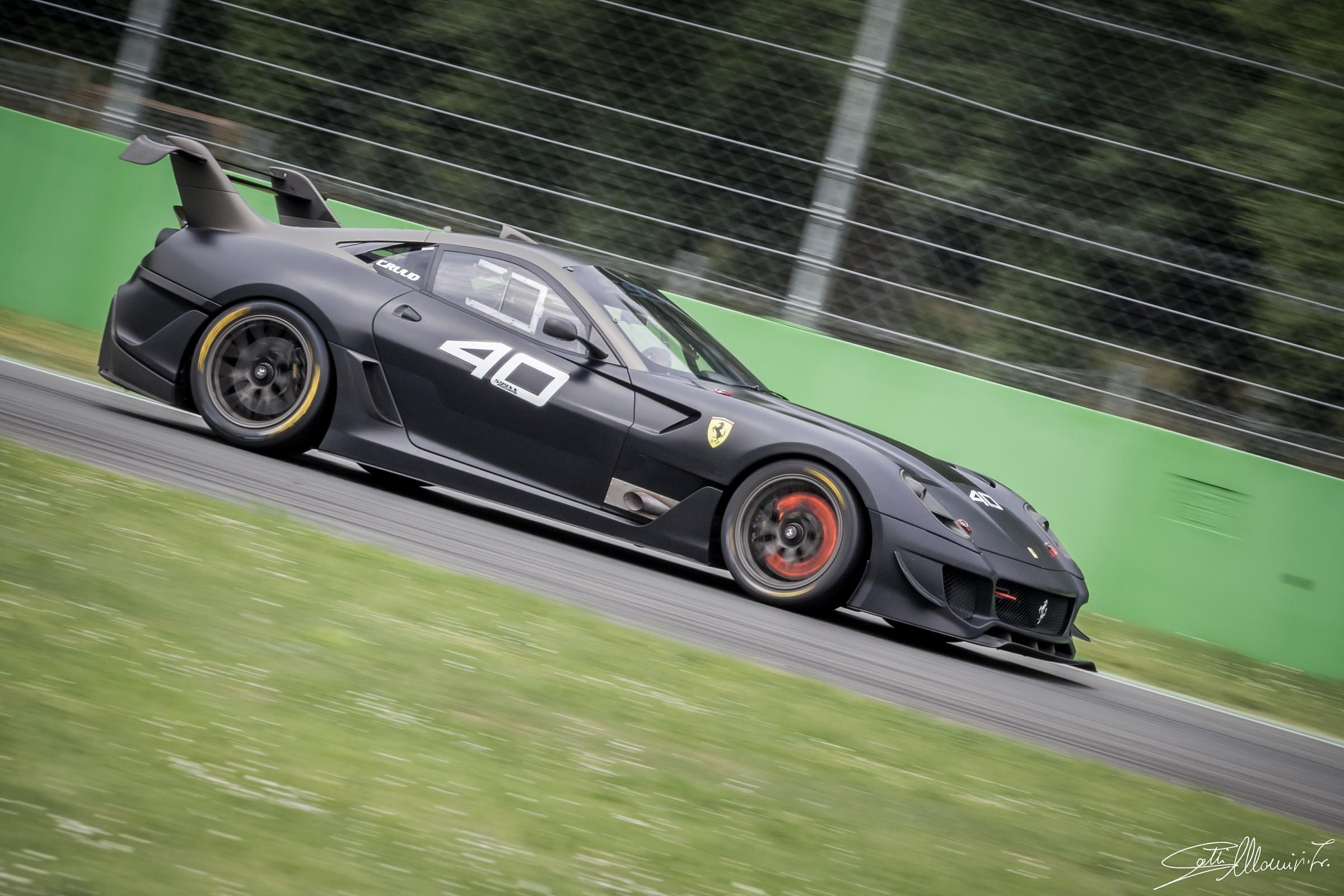 Ferrari 599 XX...