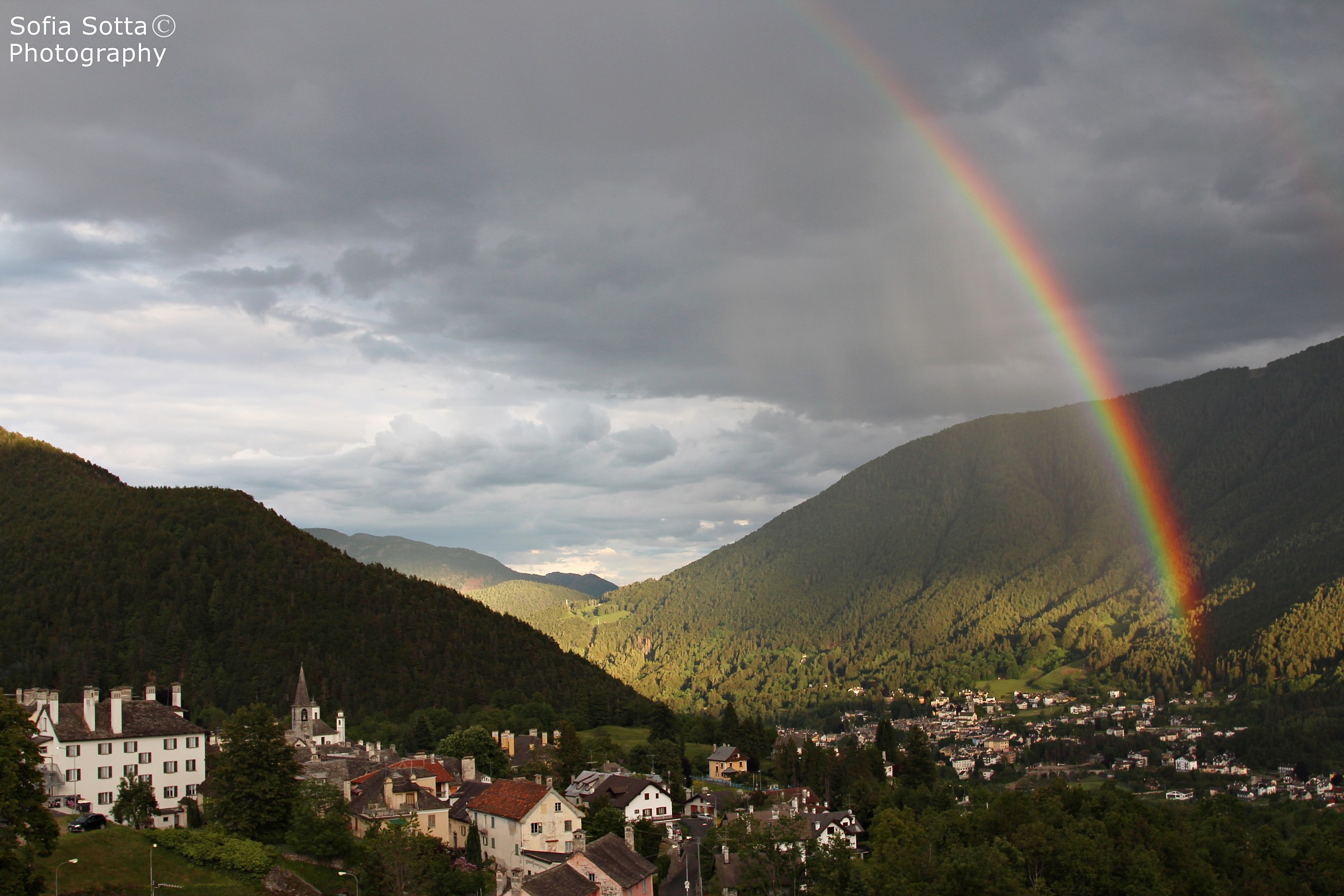 Rainbow...