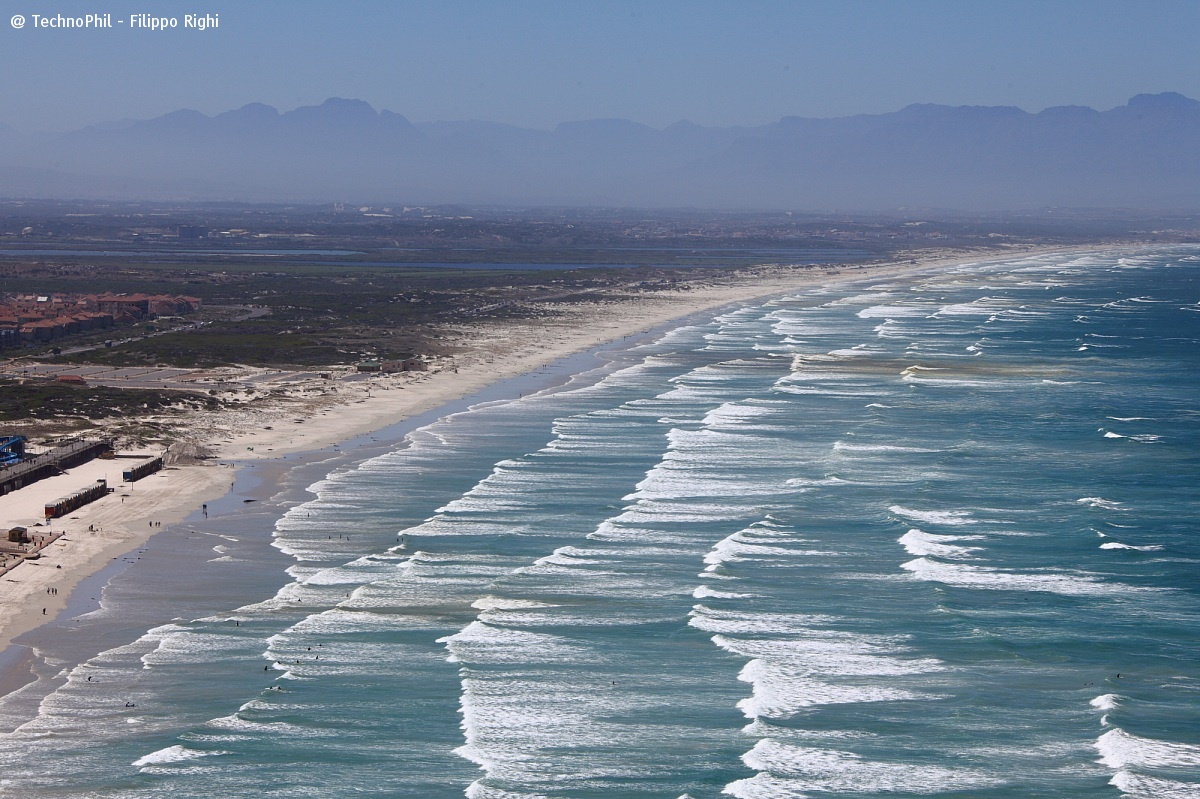 South African beach...